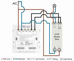 Wiring Diagram Led Step Dimming Driver Lighting Wiring  Dimming Lamps