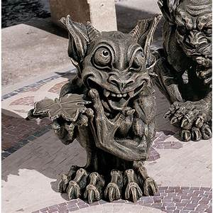 Design Toscano The Gothic Gargoyle Sculpture - Babble ...
