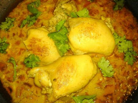 Mughlai Chicken Recipe  Foodcom