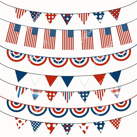 July 4th Clip 4th Of July Clipart Clipartion