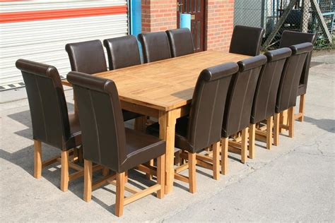 Dining Room Tables For 12 People Uk Home Interior Design
