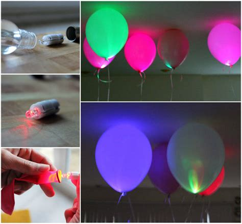 how to make led balloons pictures photos and images for