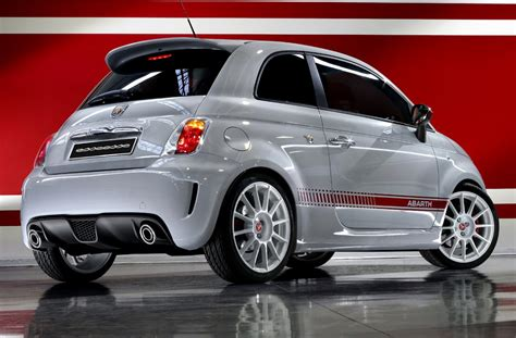 Fiat 500 Abarth by New Fiat 500 Abarth Essesse 500 Yet With 160hp
