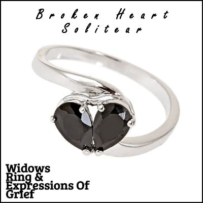 expressions of grief widows rings