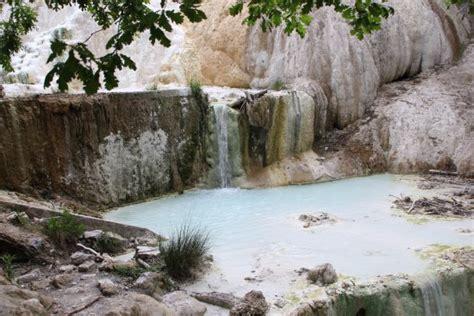 terme di bagni di san filippo bagni san filippo il fosso bianco foto di terme di san
