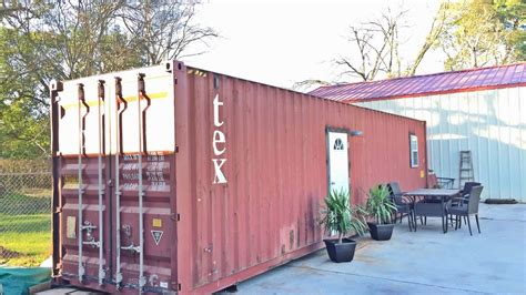 container house  texas  sale youtube