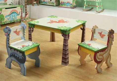 kids wooden table  chairs ideas homeideasblogcom