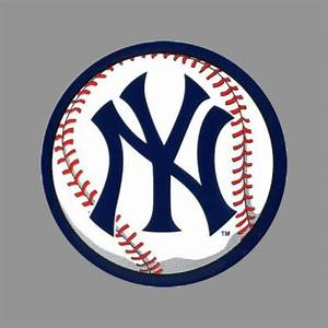 New York Yankees #5 MLB Team Logo Vinyl Decal Sticker Car