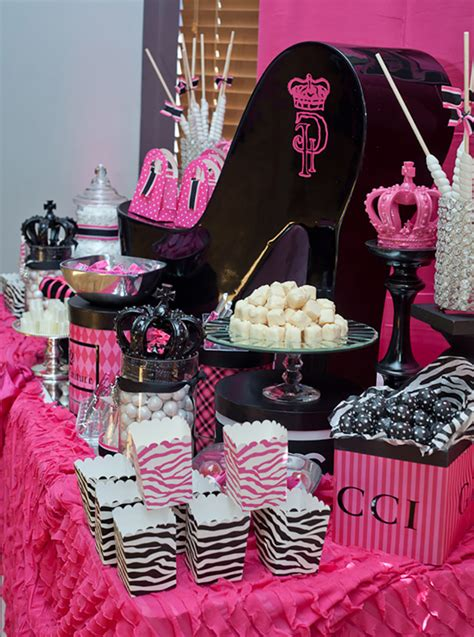 Hanging Chair Stand by Pink And Black Sweet Sixteen Evite