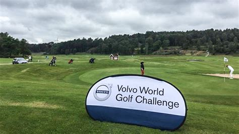 volvo world golf challenge  stendahls bil