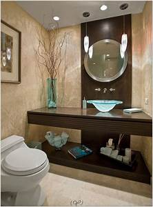 Bathroom how to decorate a small bathroom wall paint for How to decorate a bathroom wall