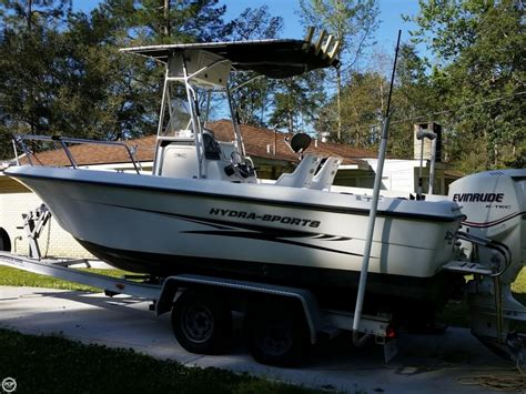 Used Hydra Sport Bay Boats For Sale used hydra sports boats for sale 10 boats