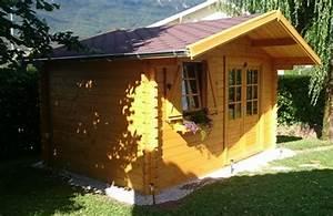 Lame Bois Pour Construction Chalet : un chalet en bois vendu en kit livr directement domicile ~ Melissatoandfro.com Idées de Décoration
