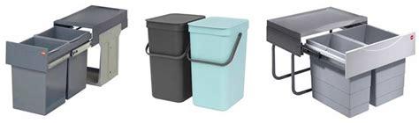 Gft Afvalbak Keuken by Afvalbak Voor De Keuken Of Keukenkast Gescheiden Prullenbak