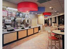 Dairy Queen Space Planning Hospitality Architecture