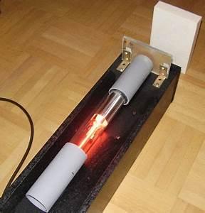 HeNe Laser Röhrenklingklang