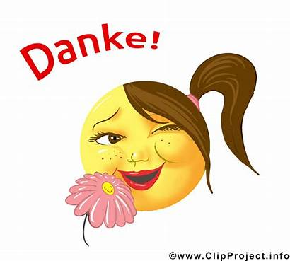 Smiley Danke Smilies Clipart Emoticons Grazie Kostenlos