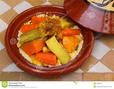 maroc cuisine traditionnel tajine traditionnel de berber du maroc photo stock image
