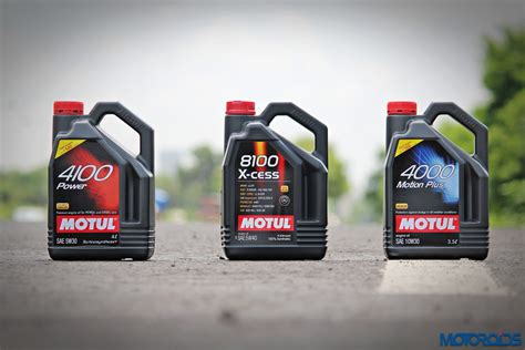 Engine Oil Basics, Difference