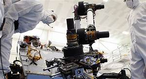 News | Next Mars Rover Stretches Robotic Arm