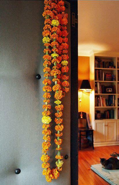 marigold garland cottage butterblumen cottage
