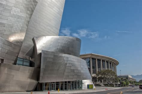 influential architects top los angeles architectural sights famous buildings