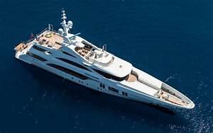 Yacht De Luxe Interieur : l ocean paradise un yacht de luxe qui porte bien son nom evasion ~ Dallasstarsshop.com Idées de Décoration