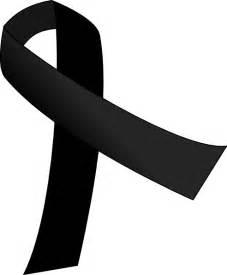 Black Ribbon Clip Art