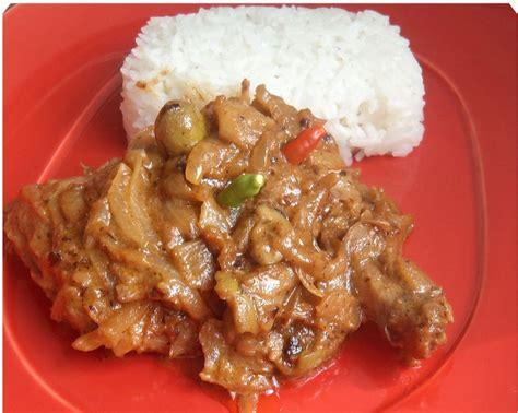 recette de cuisine camerounaise yassa au poulet recettes africaines