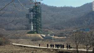 North Korea Says This Is A Rocket Not A Nuclear Missile
