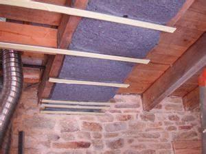 Isolation Phonique Plancher Bois Existant : isolation acoustique de planchers bois les planchers ~ Edinachiropracticcenter.com Idées de Décoration