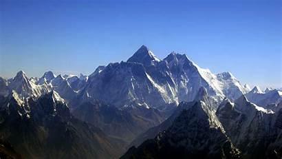 Everest Mount Mt Wallpapers Wallpapersafari Summit Wallpapercave