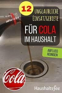 Abfluss Verstopft Cola : 104 best abfluss reinigen images on pinterest households bathroom sink drain and clean drains ~ Frokenaadalensverden.com Haus und Dekorationen