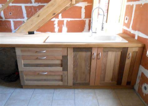 meuble table cuisine meubles cuisine bois brut meuble cuisine bois brut u2013
