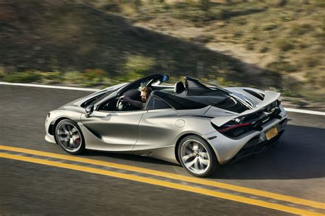 Mclaren 720s Spider 2019 by Drive Review 2019 Mclaren 720s Spider Balances Sun