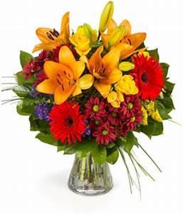 Bilder Von Blumenstrauß : blumenstrau voller hingabe von blumenonline auf ~ Buech-reservation.com Haus und Dekorationen