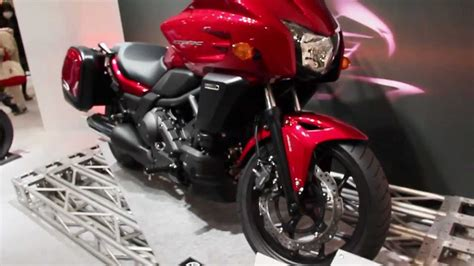 Honda New Cruiser Motorcycles Ctx700