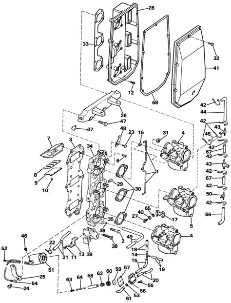 Onan Carb Diagram by B43m Onan Engine Parts Diagram Best Place To Find Wiring