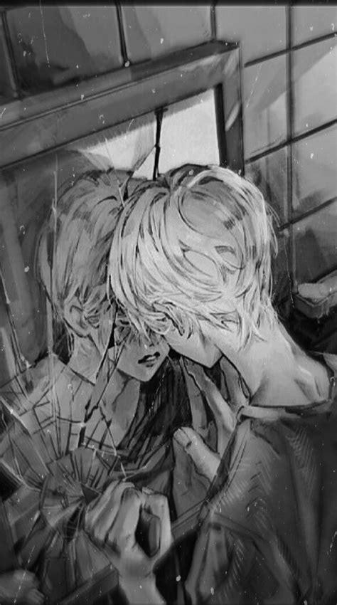 Sad Anime Boy Wallpaper By Officalhybrid 9e Free On