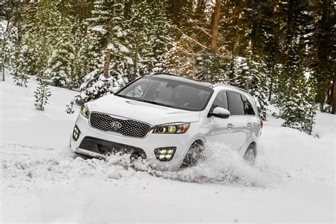 2018 Kia Sorento Towing Capacity And Engine Options