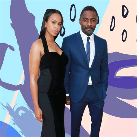 Idris Elba Is Engaged To Girlfriend Sabrina Dhowre - Essence