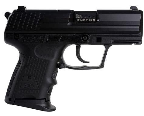 hk p sk   compact  sw  barrel sada black polymer frame  dot sights