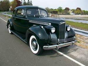 Image Gallery 1940 Packard Coupe