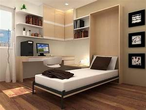 Furniture : Twin Size Murphy Beds With Desk And Shelving