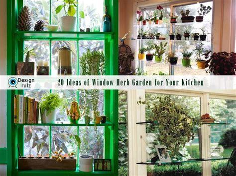 25+ Beautiful Window Herb Gardens Ideas On Pinterest