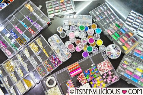 8 things nail salons don't tell you. Nails In Style Nail Art Spa- Glamorous Nail Art in SM San ...