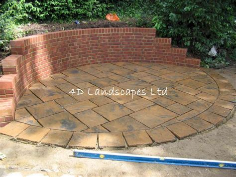 brick retaining wall design ideas image detail for sle garden designs landscaping and construction ideas herts uk great