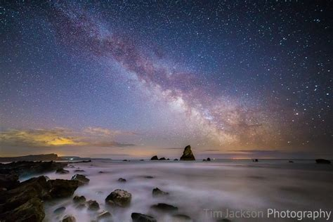 Milky Way Over Mupe Bay Tim Jackson Photography Buy