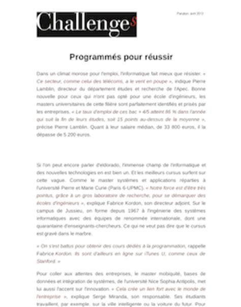 lettre demande de stage developpeur web application letter