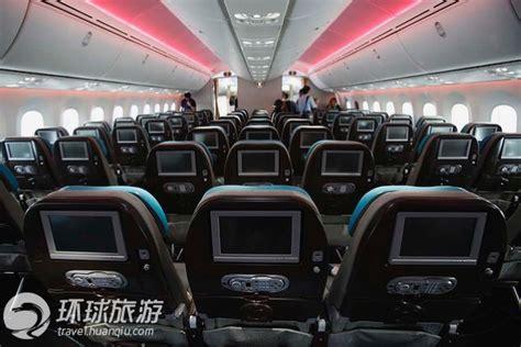 cuisine classe découvrir l 39 intérieur du boeing 787 dreamliner